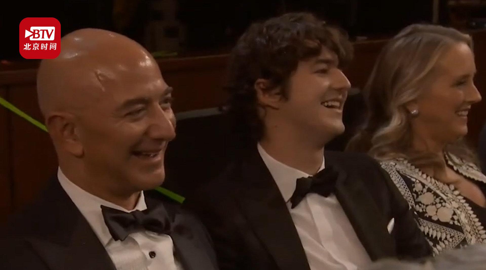 奥斯卡颁奖礼贝索斯被调侃背后 其出品影片曾三获奥斯卡奖