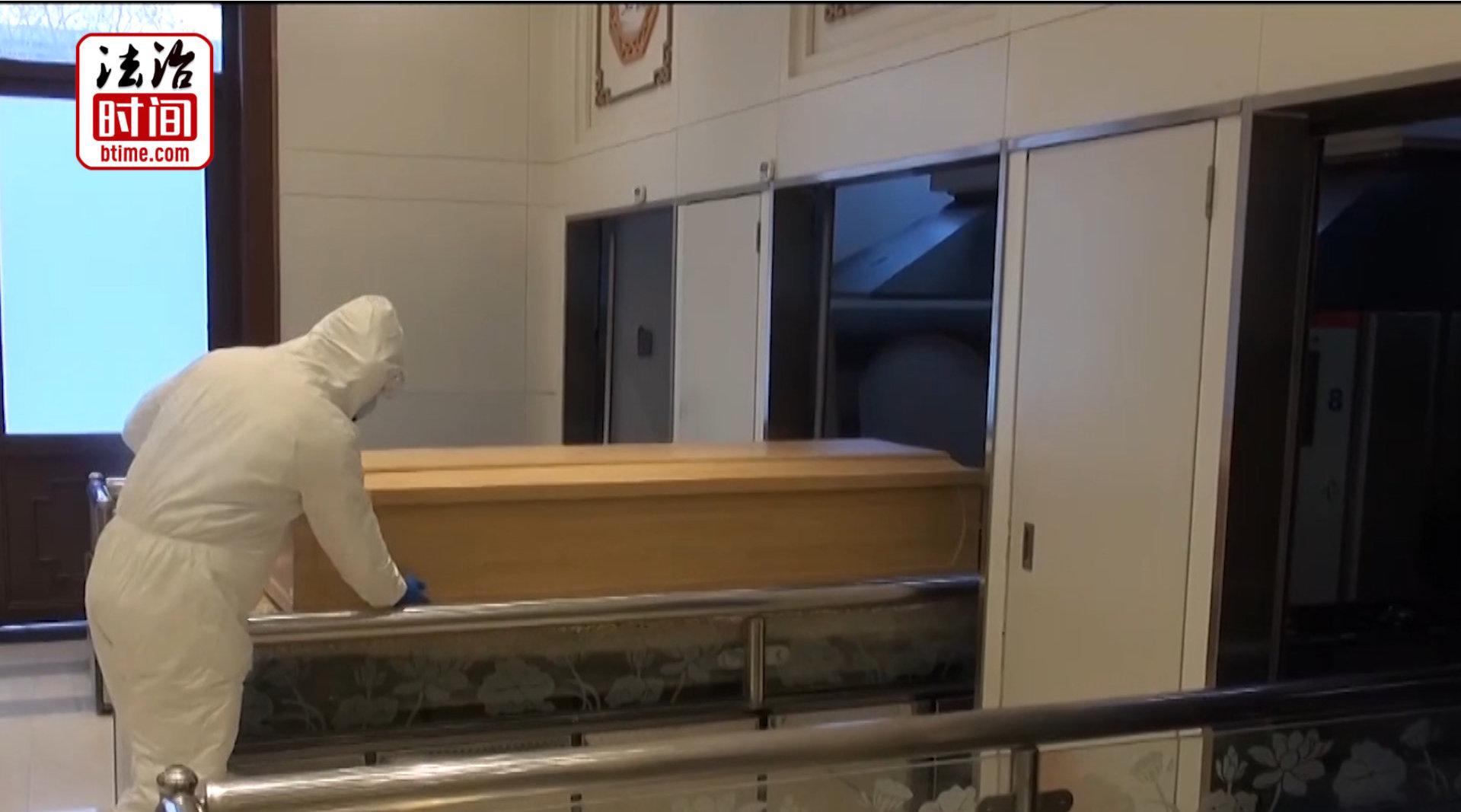 全年无休 八宝山防疫一线日接90件殡葬业务 重点区域仅允许1人办理