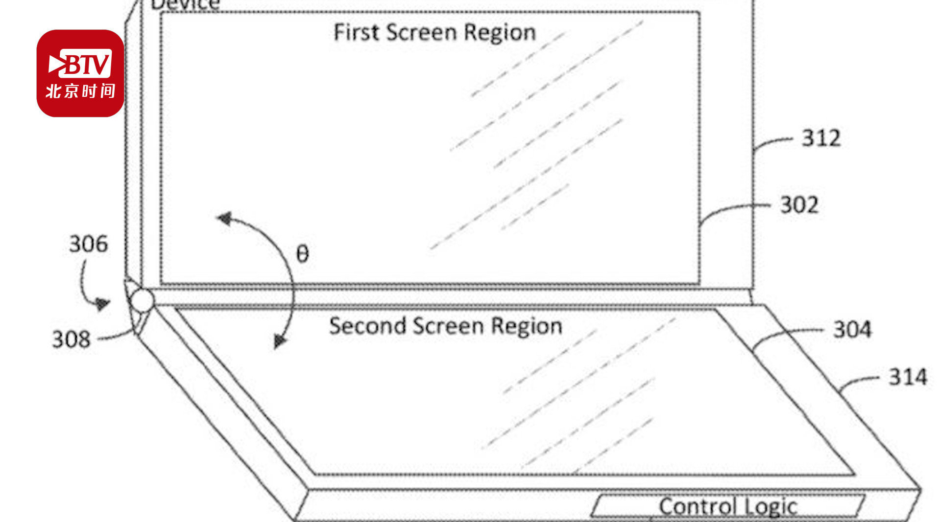微软三屏折叠手机专利曝光 会改变使用手机的方式么
