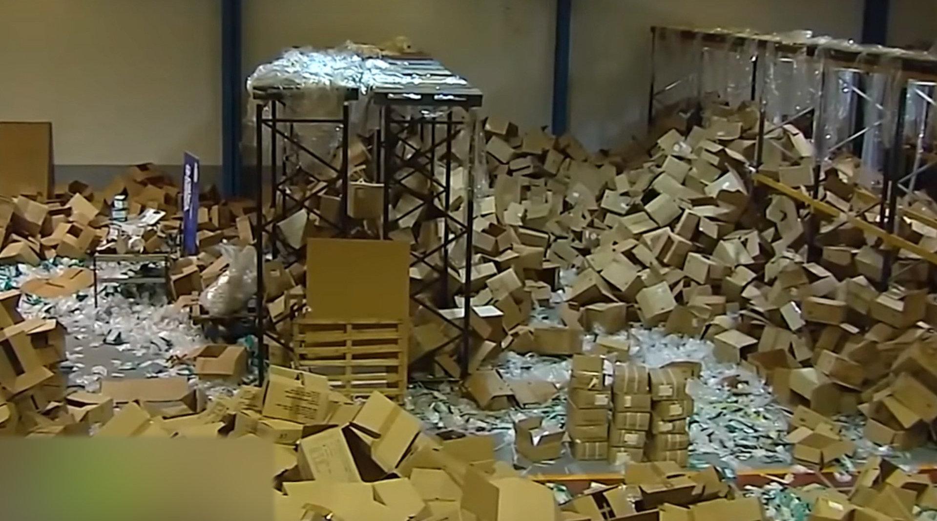 令人发指!西班牙死亡人数超1万 冷血盗贼却掏空仓库200万只口罩