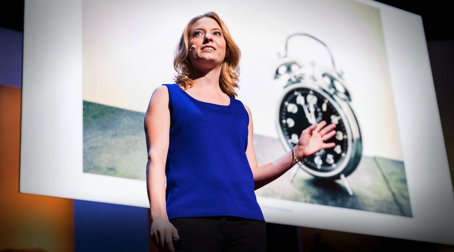 TED演讲:如何高效利用你的碎片时间?