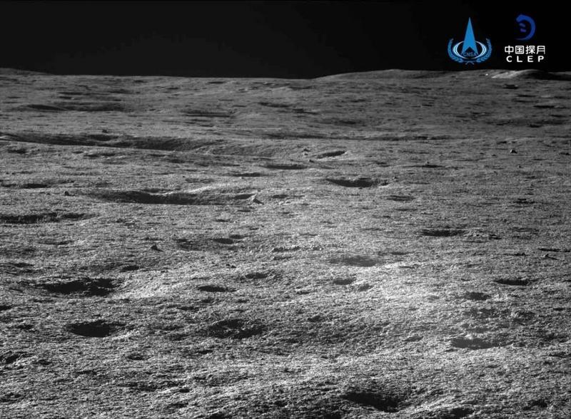 """嫦娥四号着陆器和""""玉兔二号""""巡视器完成第十二月昼工作"""