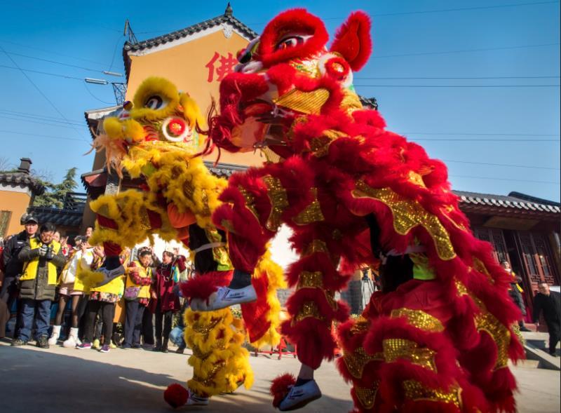 南京石山民俗文化节将演示最前沿科技产品
