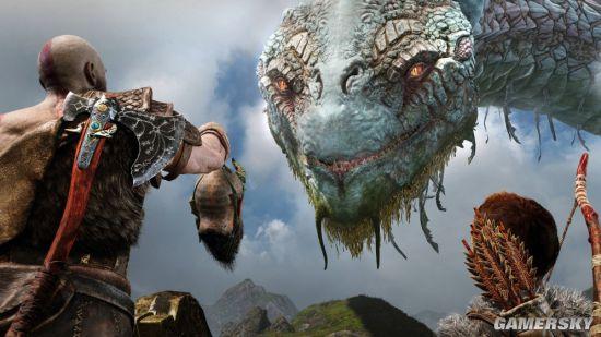 《战神》开发者:续作的场面会更宏大、游戏更好玩