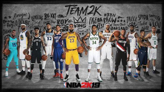 《NBA2K19》按键操作说明全动作按键操作动图教程