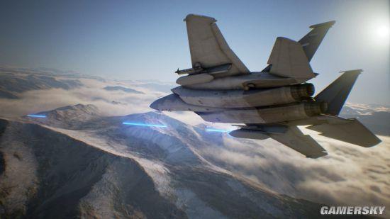 《皇牌空战7:未知空域》PC版可以解锁帧率 支持8K超采样