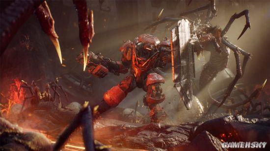 圣歌导致PS4崩溃 游戏 热图3