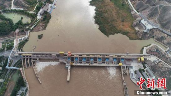 青铜峡水利枢纽工程惠泽宁夏