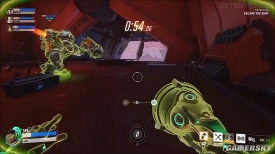 《守望先锋2》实机演示 四人组队故事模式+BOSS战