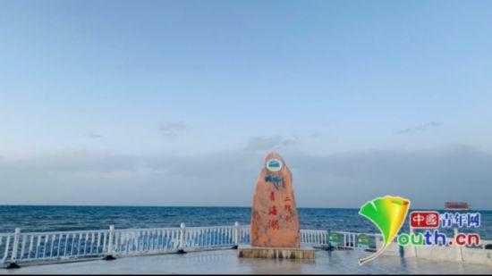 【美丽中国·网络媒体生态文明行】水涨湖阔青海湖生态环境改善效果明显