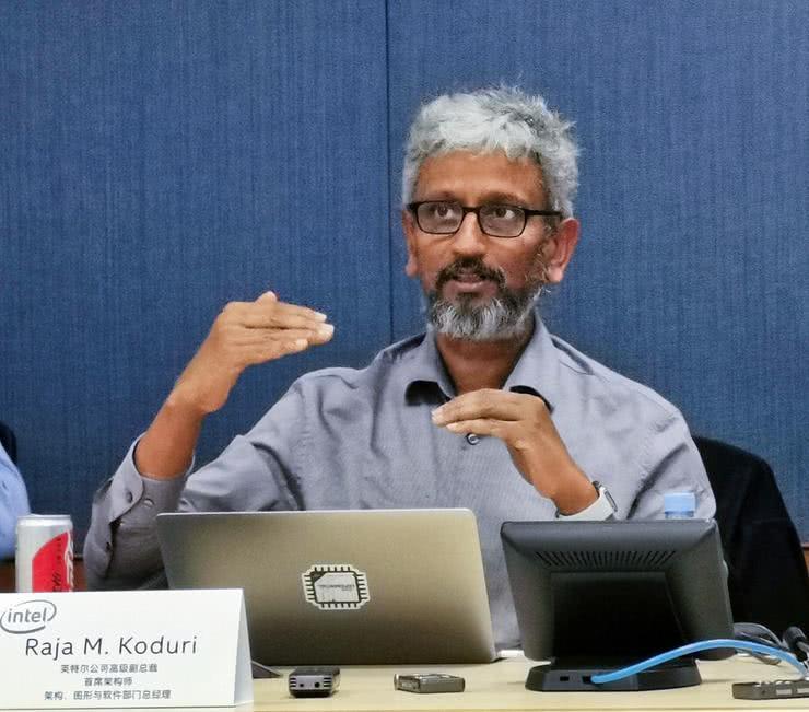 英特尔首席架构师Raja:未来10年