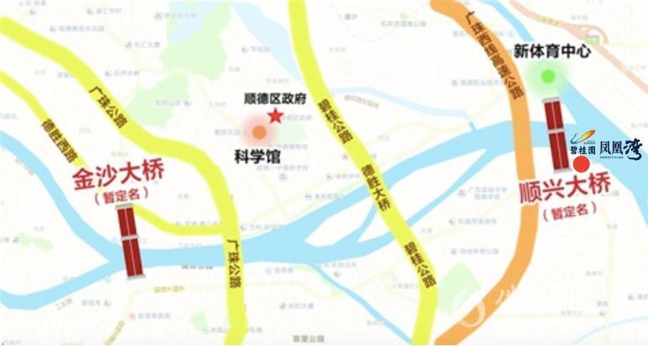 优秀,顺德地铁再添新站点,容桂东部要腾飞了!