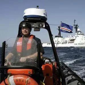 美要派军舰应对中国海警?国防部:请认清时代潮流