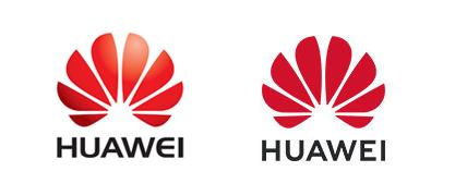 左为旧版Logo,右为新版Logo