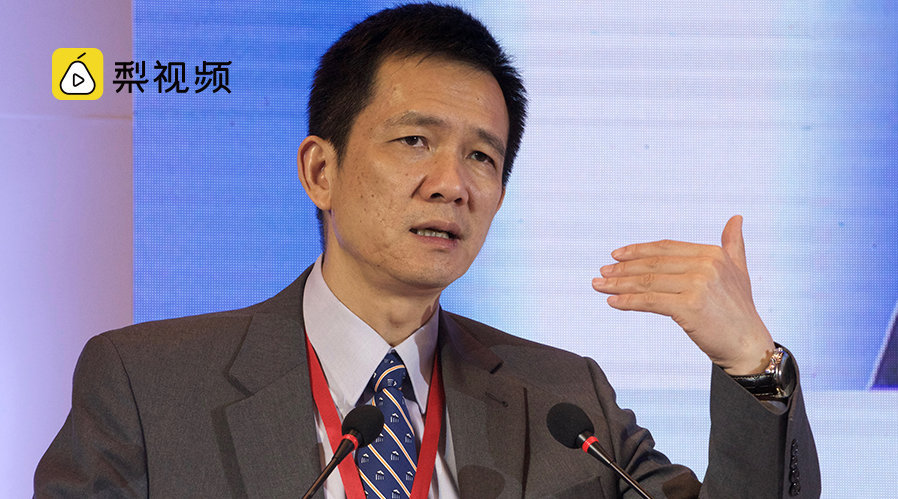 姚洋:低隐私给中国AI发展提供优势