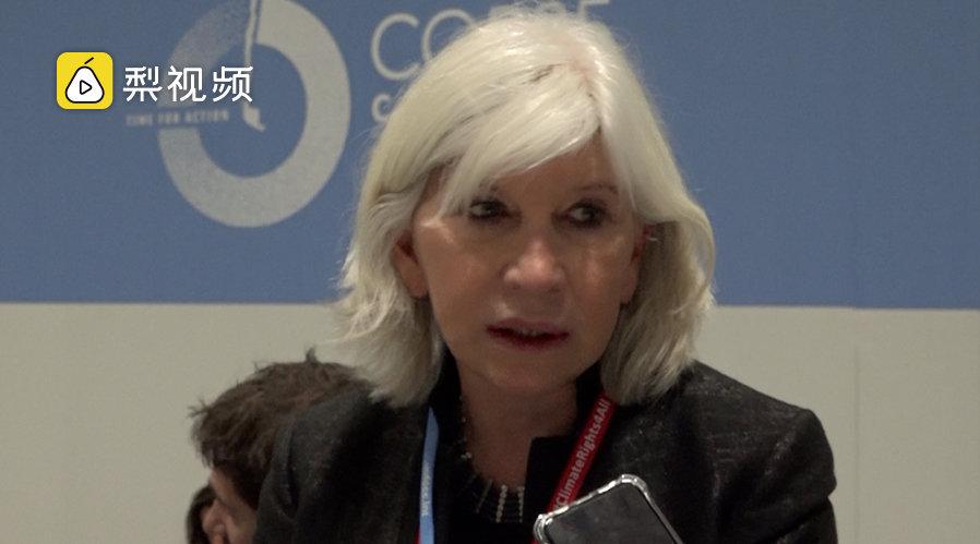 《巴黎协定》缔造者:中国非常重要