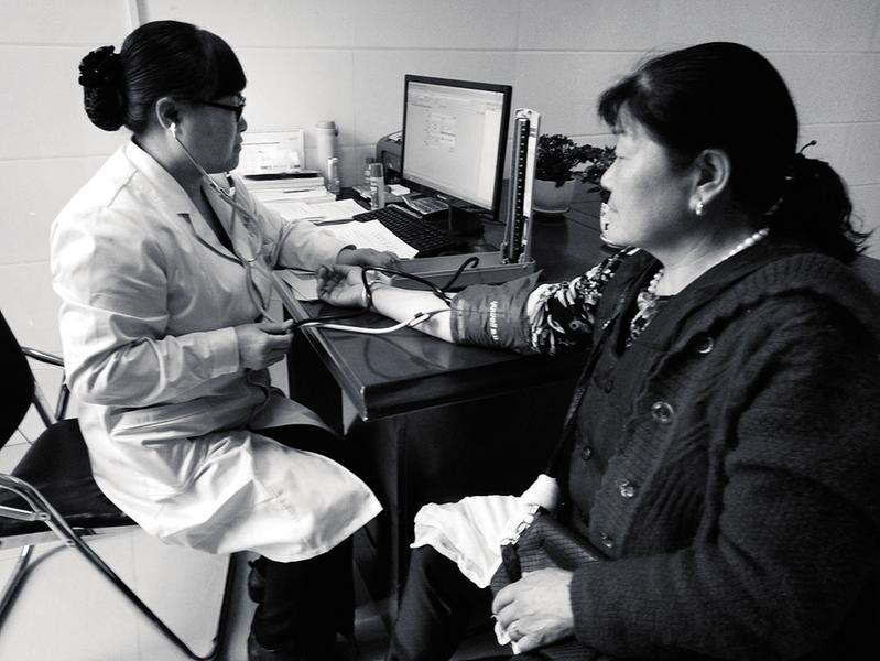 西安加强医联体建设 村里看次病平均才花几元钱
