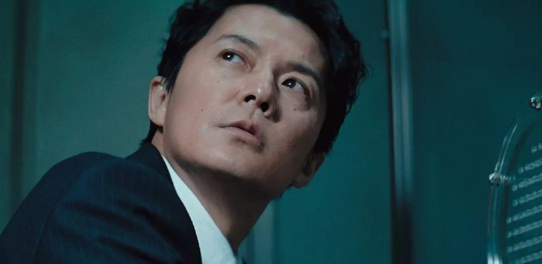 《第三度嫌疑人》剧照,是枝裕和执导,福山雅治等主演,2017