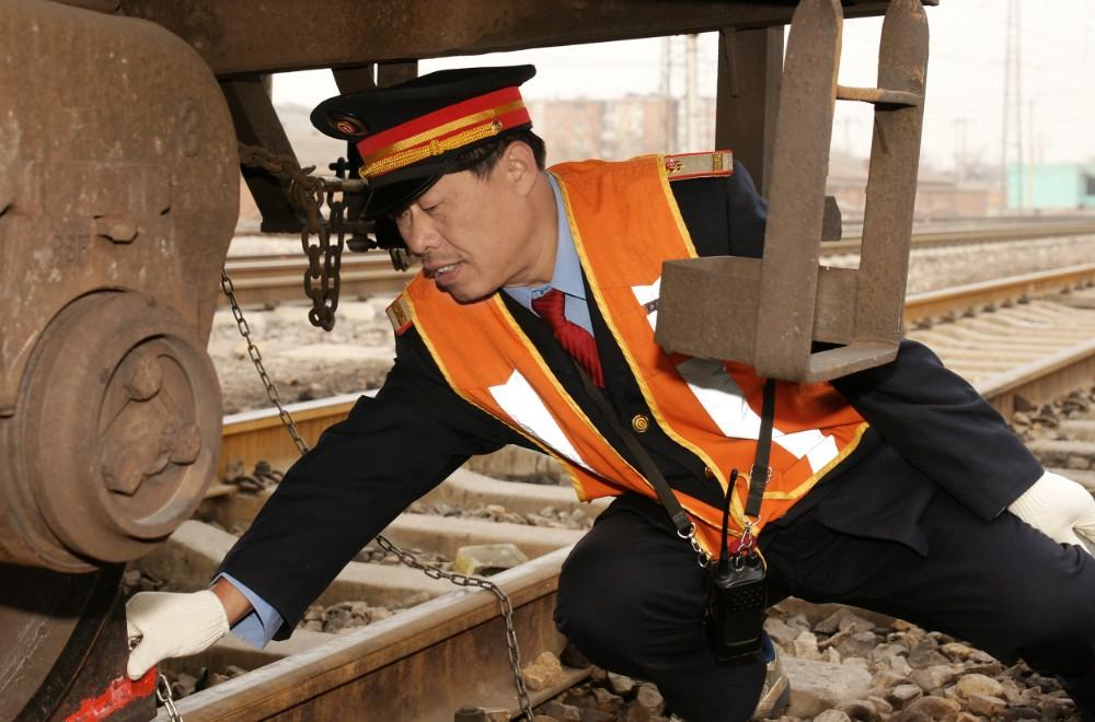 老铁路人马振环的四十年坚守