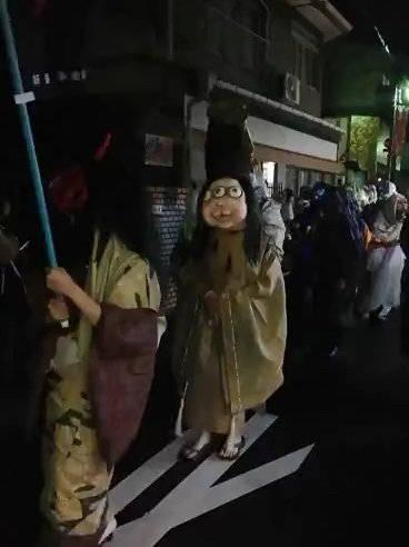 京都街头的百鬼夜行,完成度真的不俗!