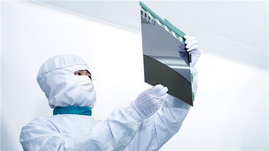 传京东方开始量产Micro OLED面板