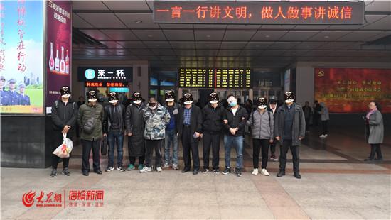 周村警方破获跨省贩毒团伙 抓获涉毒嫌疑人12名