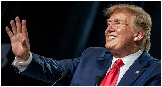 """体检还没完 特朗普就发推""""报喜"""":一切都很好"""