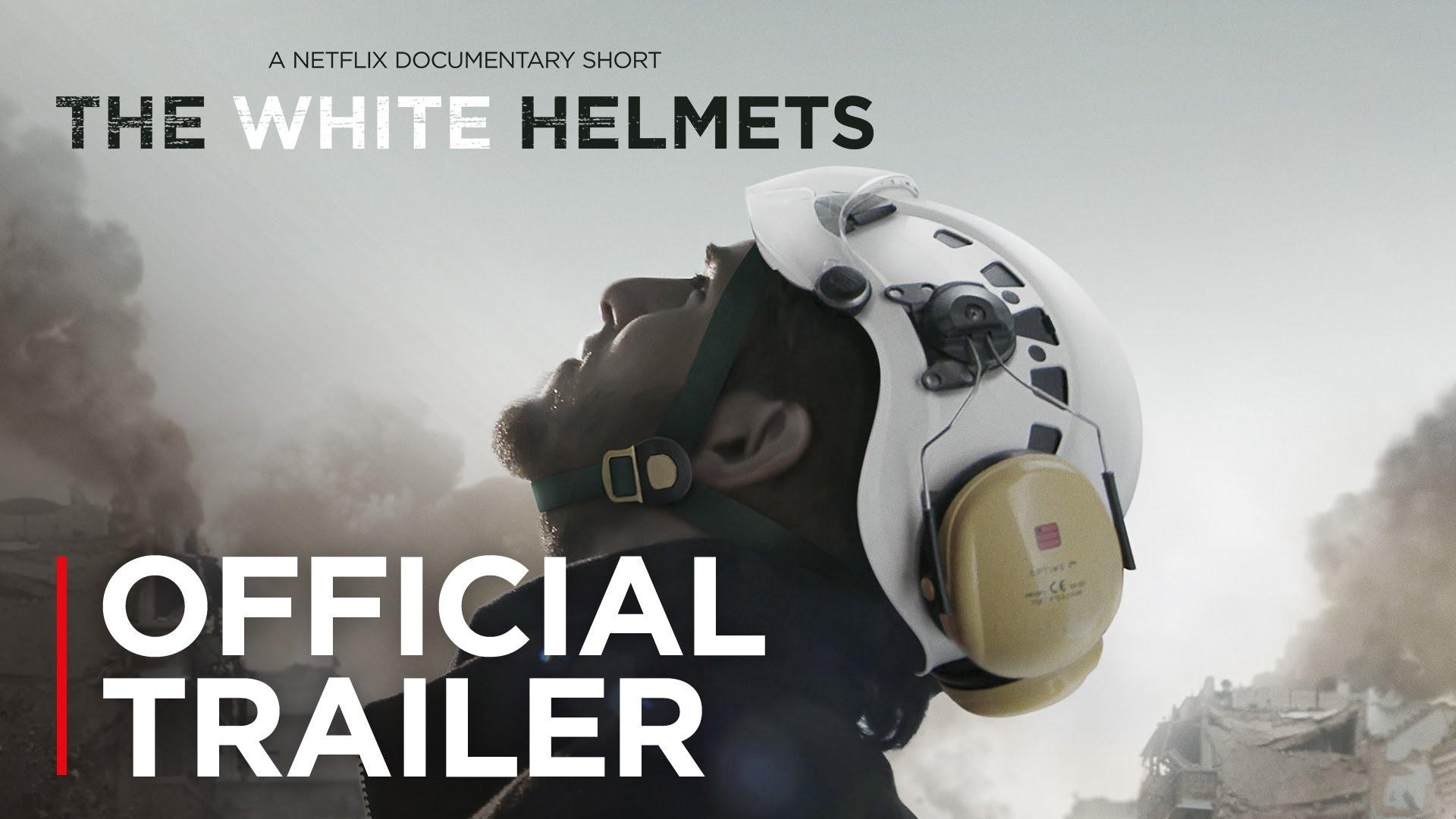此前以该组织为题材创作的纪录片《白头盔》获得了2017年奥斯卡最佳纪录短篇奖