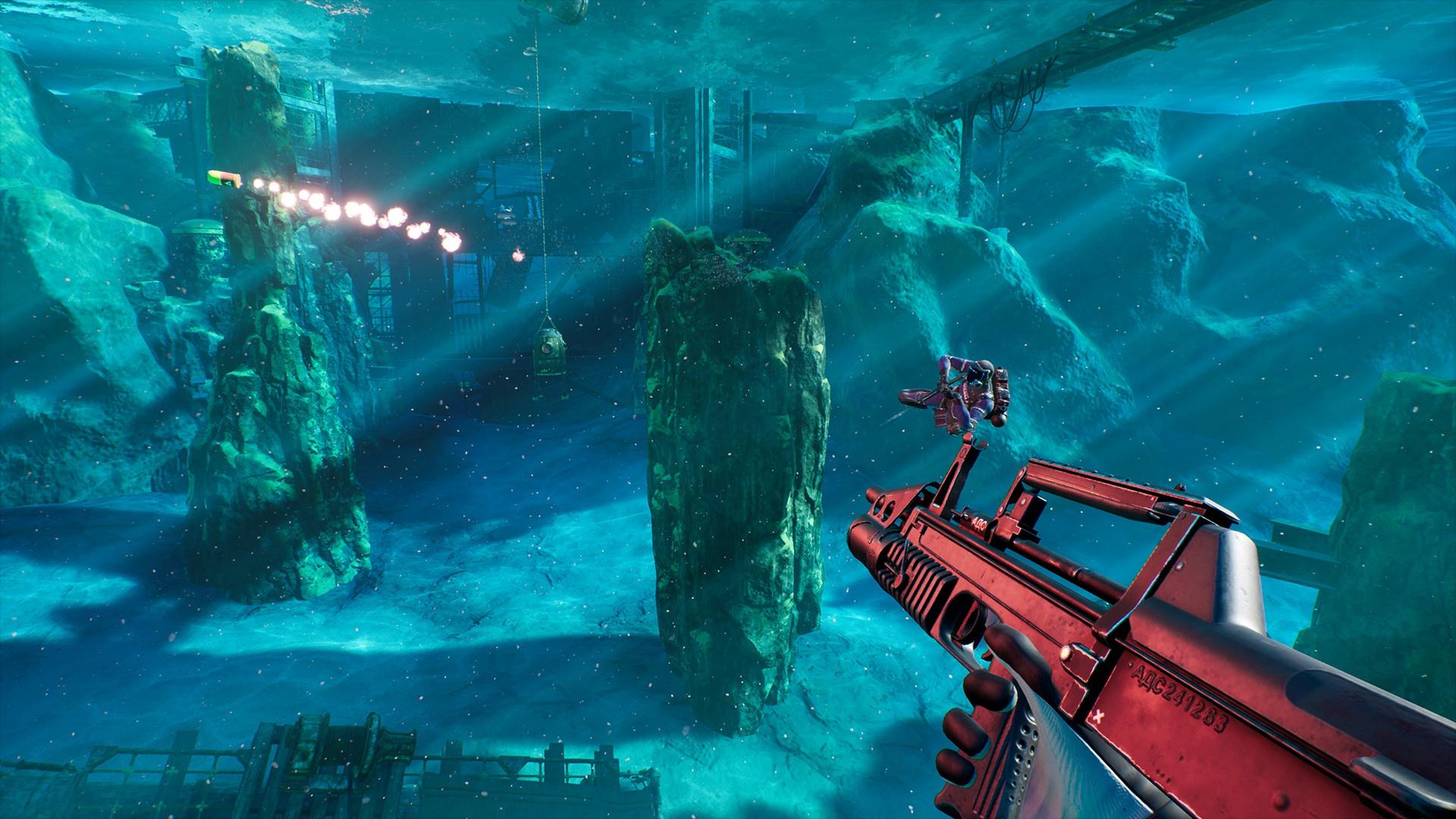 发售日期:8月28日 《潮汐之王》是一款可由100名潜水玩家参与的深海
