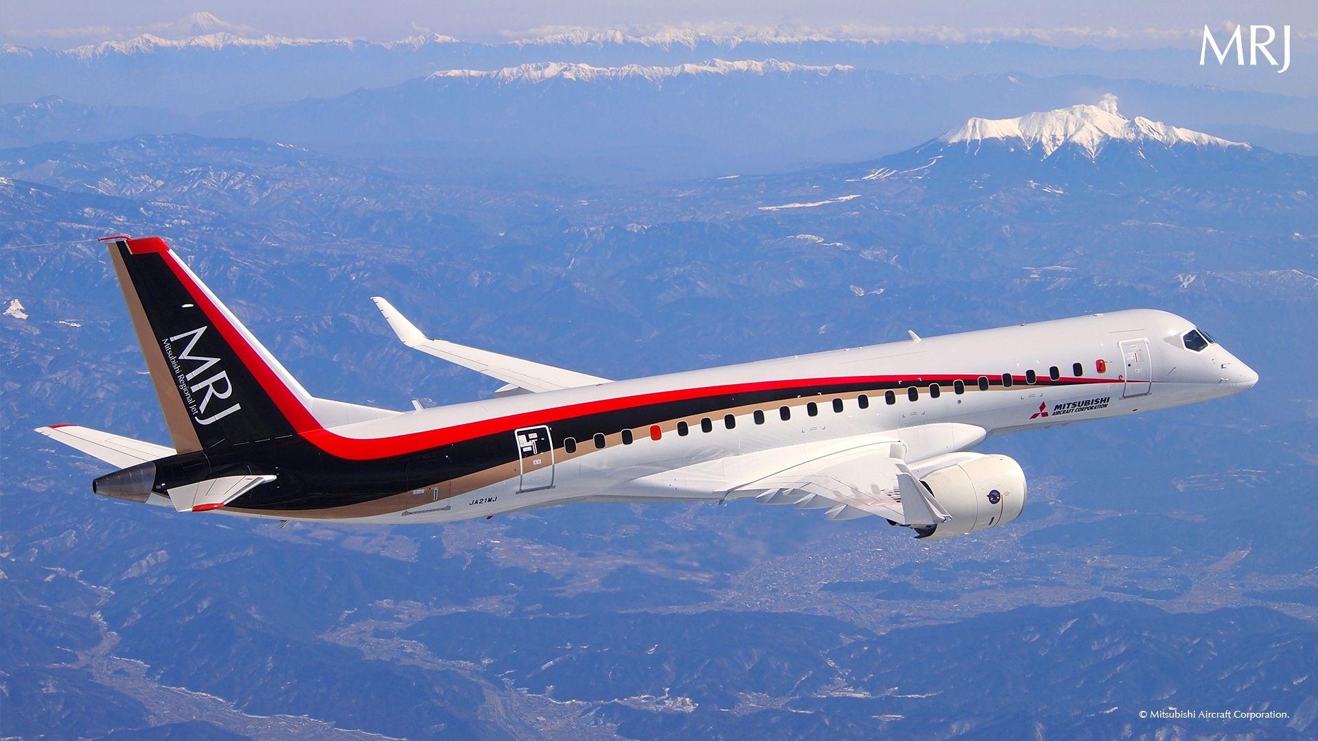 日本的大飞机野心:50年来第一架国产客机认证飞行