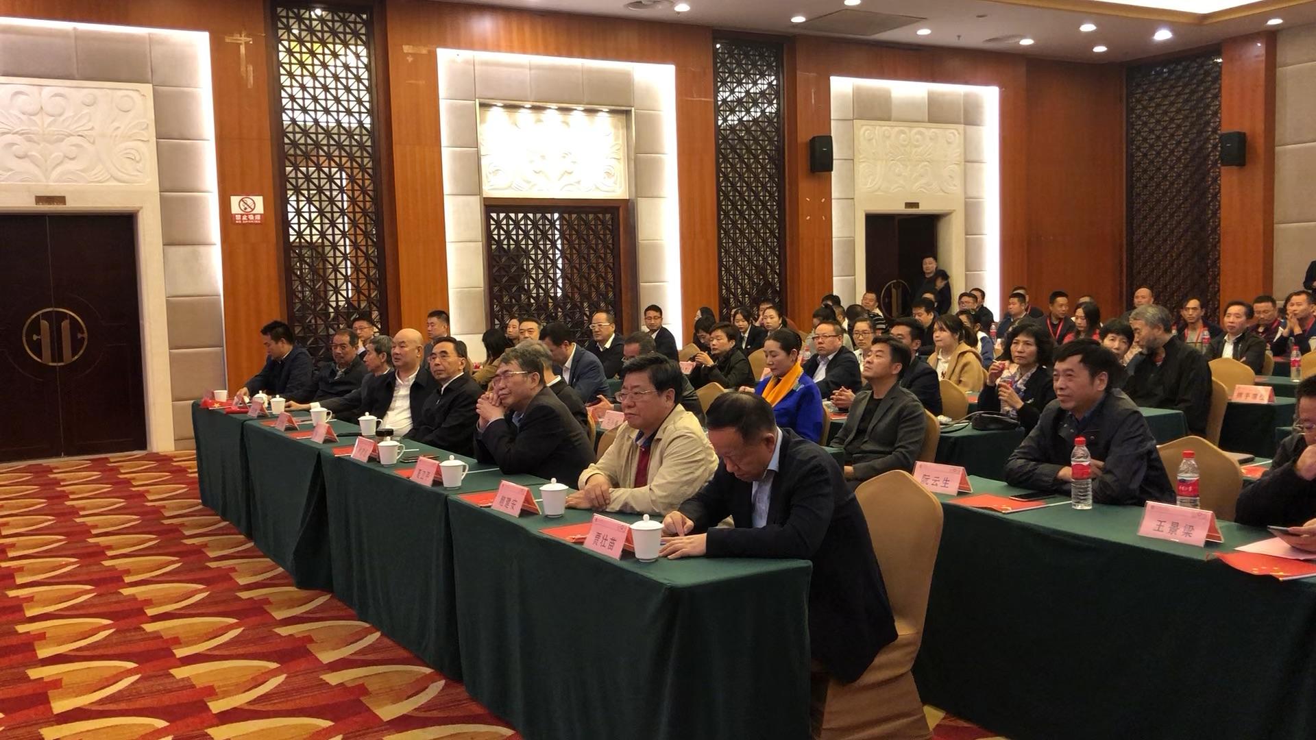 出席中信置业杯中国女子围棋甲级联赛中信井冈山站的嘉宾及棋手们