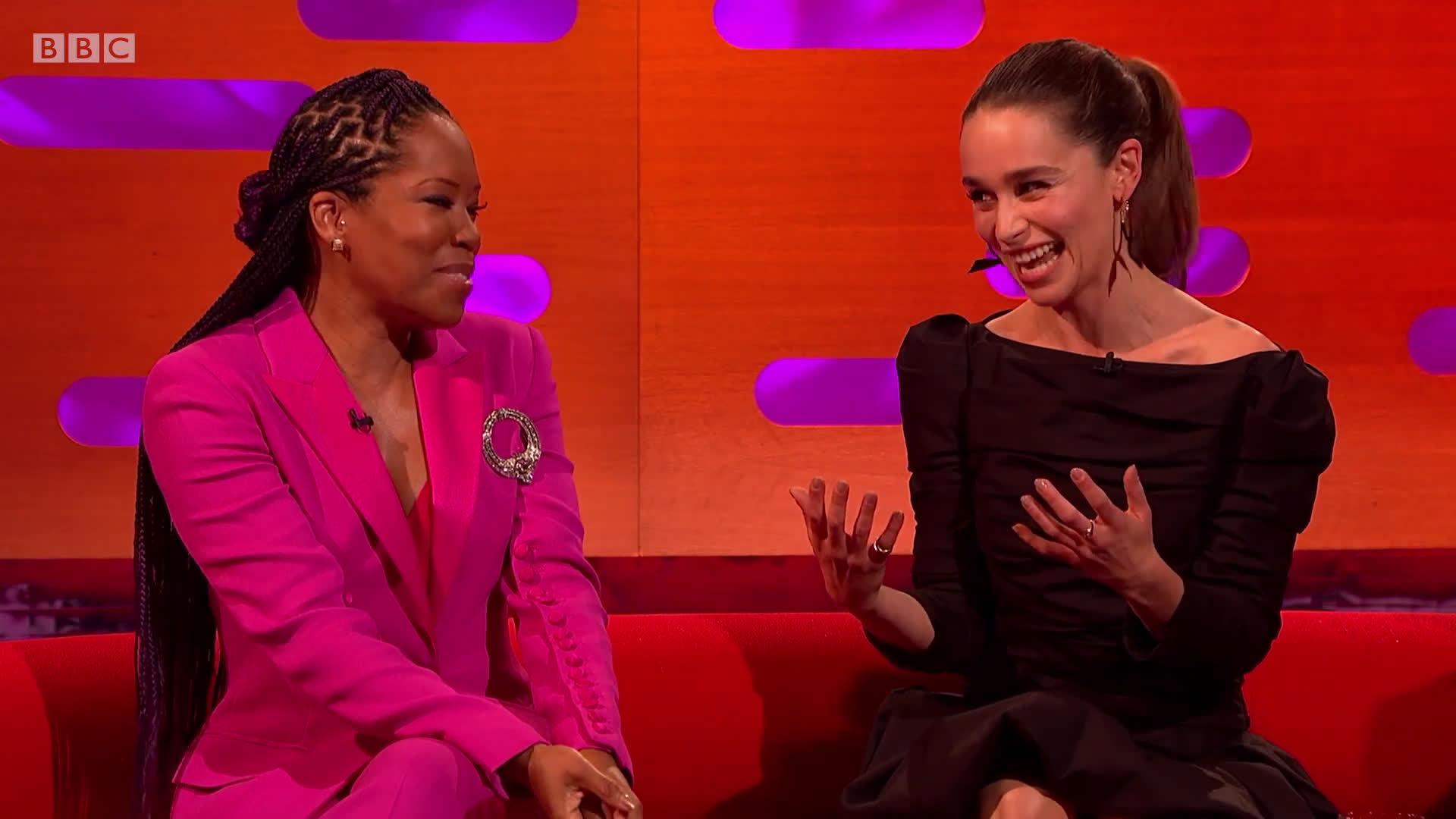 Emilia回忆受邀参加碧昂斯的派对