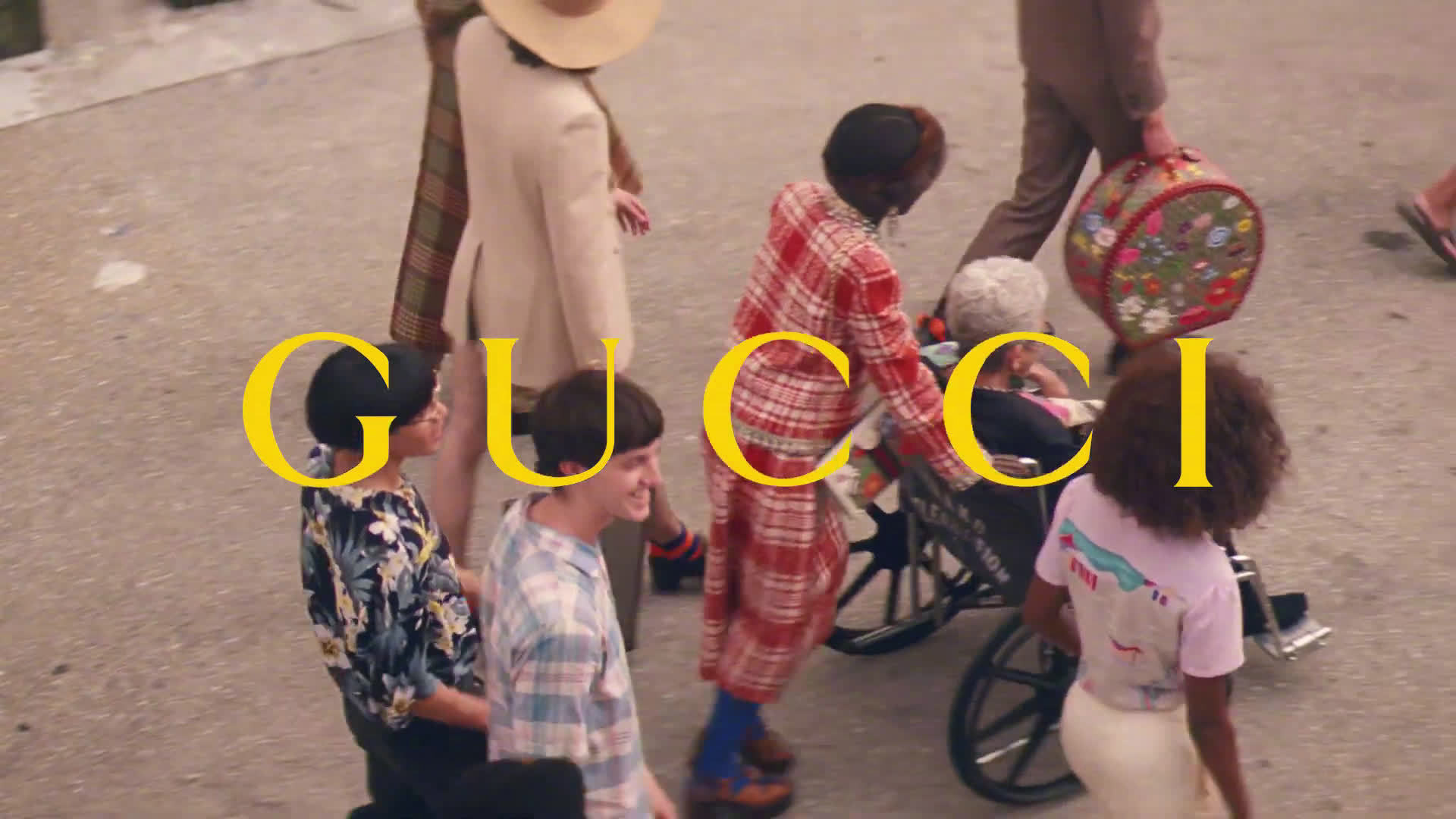 Gucci Holiday Campaign 2019