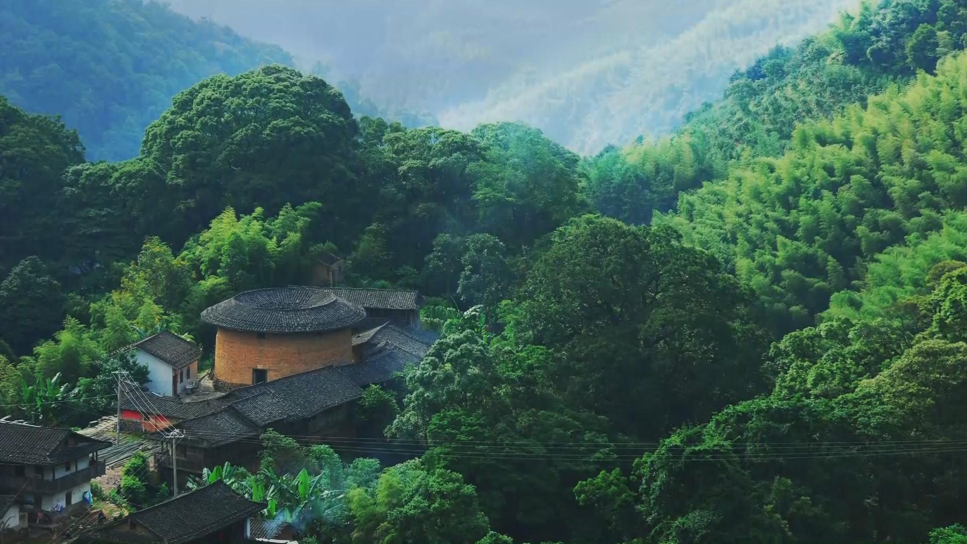 南靖新罗村坚持多措并举 打造富美乡村示范点