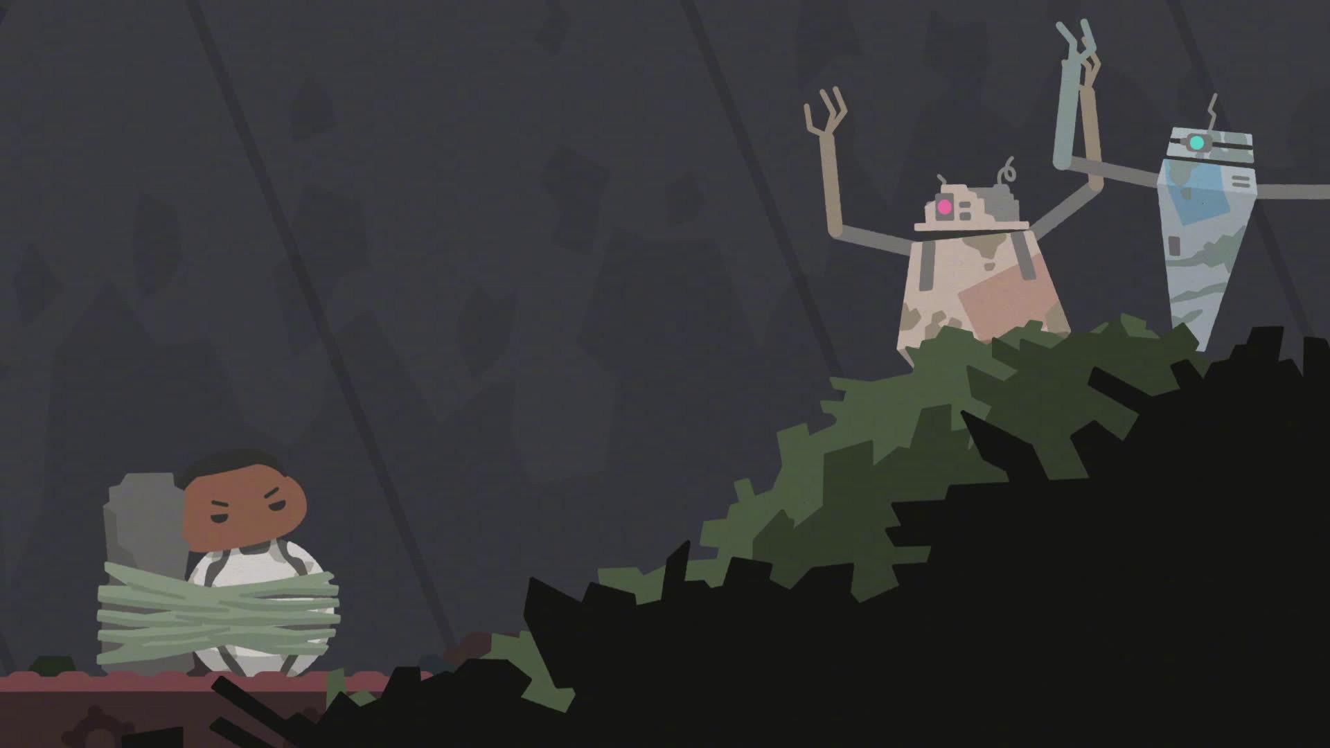 #星球大战:原力滚滚#芬恩与法斯马第二集