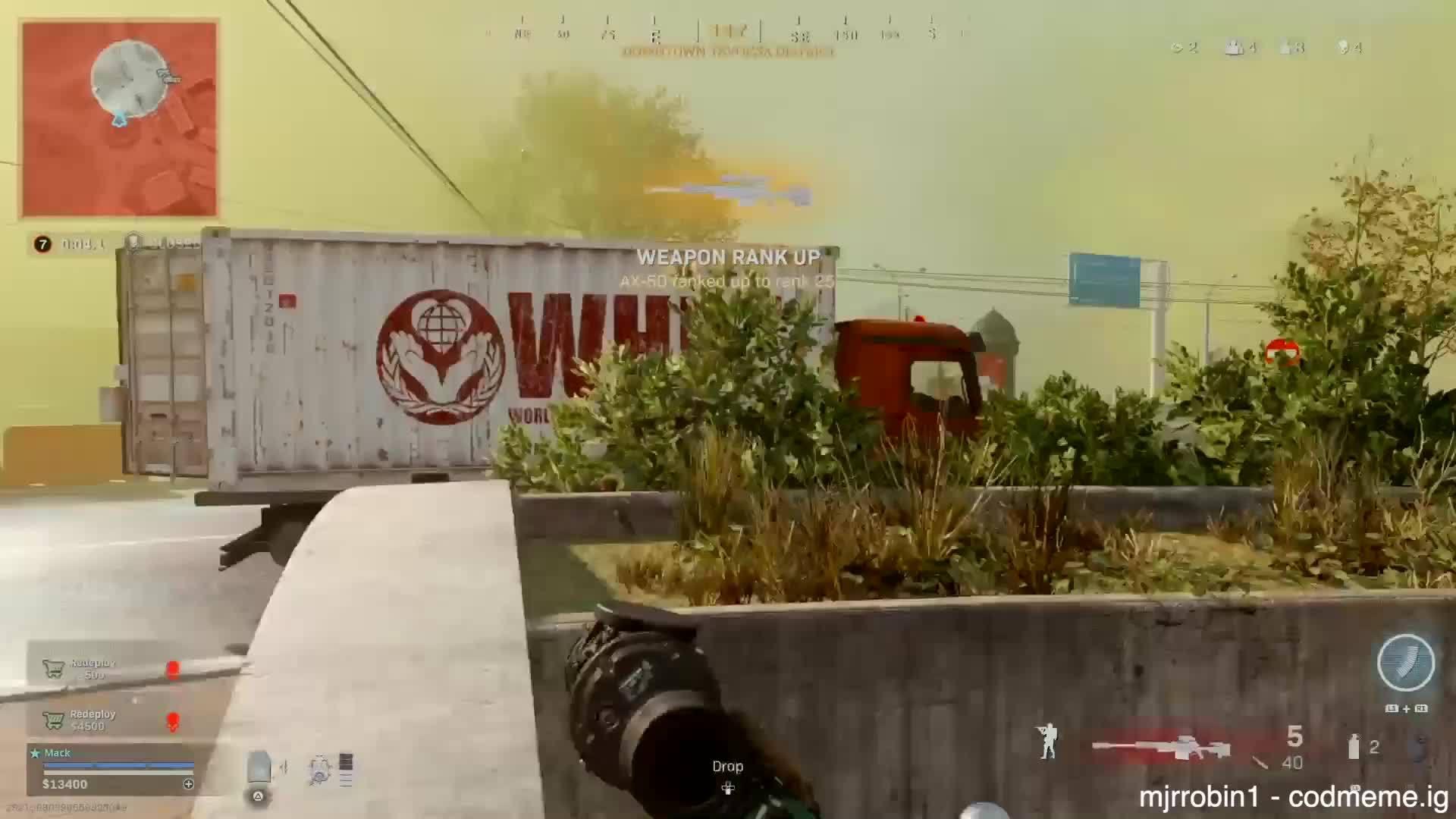 COD战区热成像瞄具