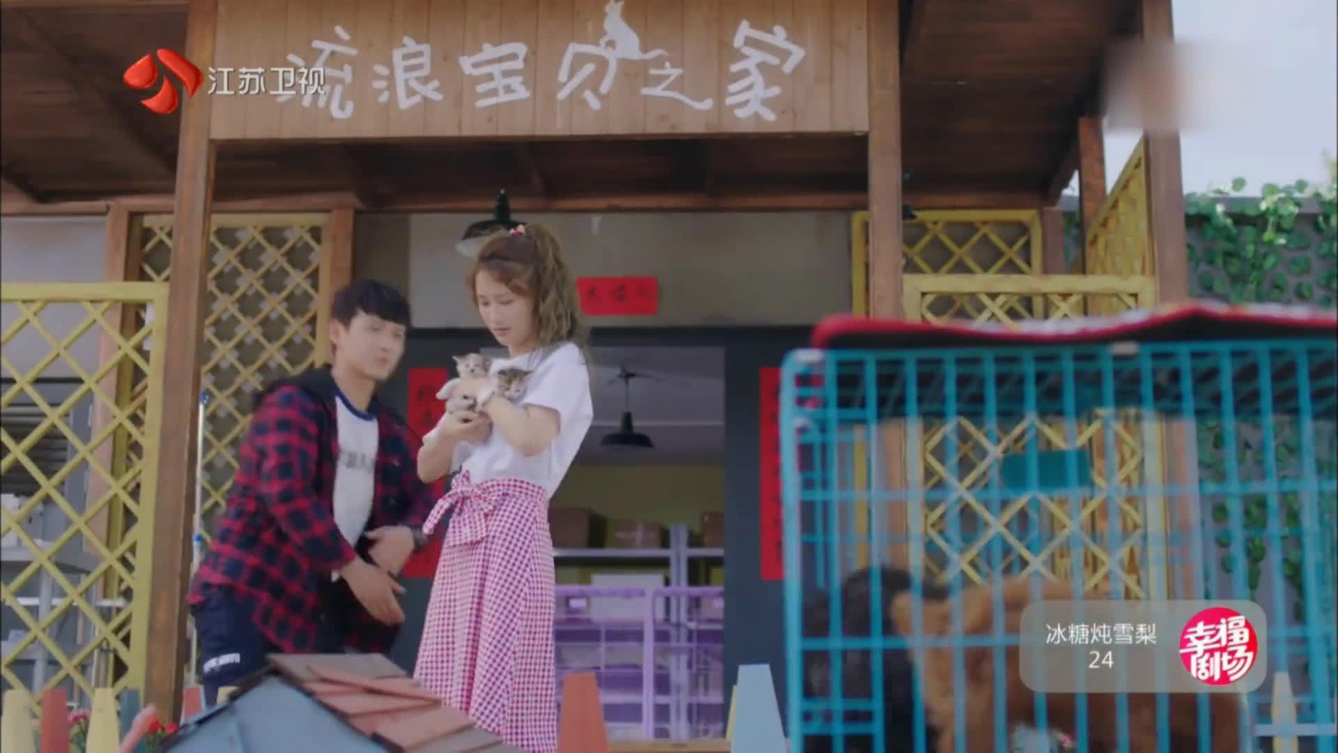 电视剧冰糖炖雪梨第24集 廖振羽夏梦欢