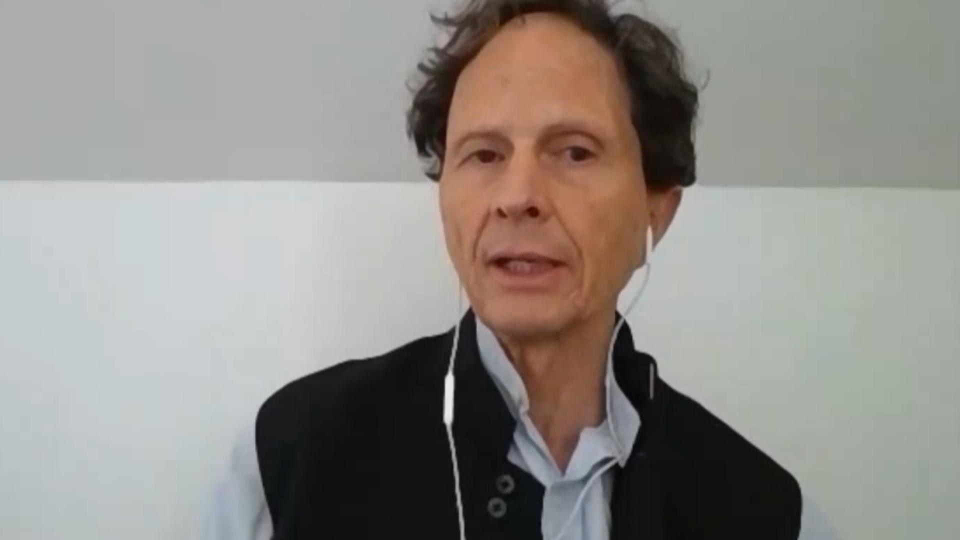 △伦敦大学卫生和热带医学院传染病学教授戴维·海曼教授