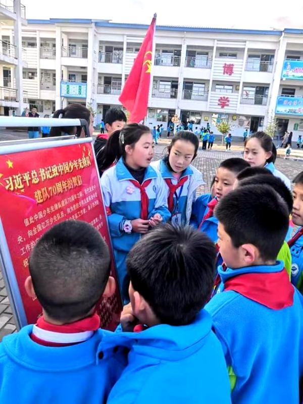 """盐池县:落实""""三项服务""""办好人民满意教育"""