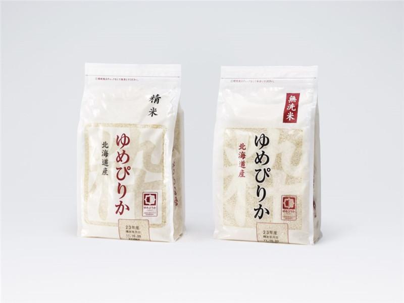 △佐藤卓设计的大米包装图片