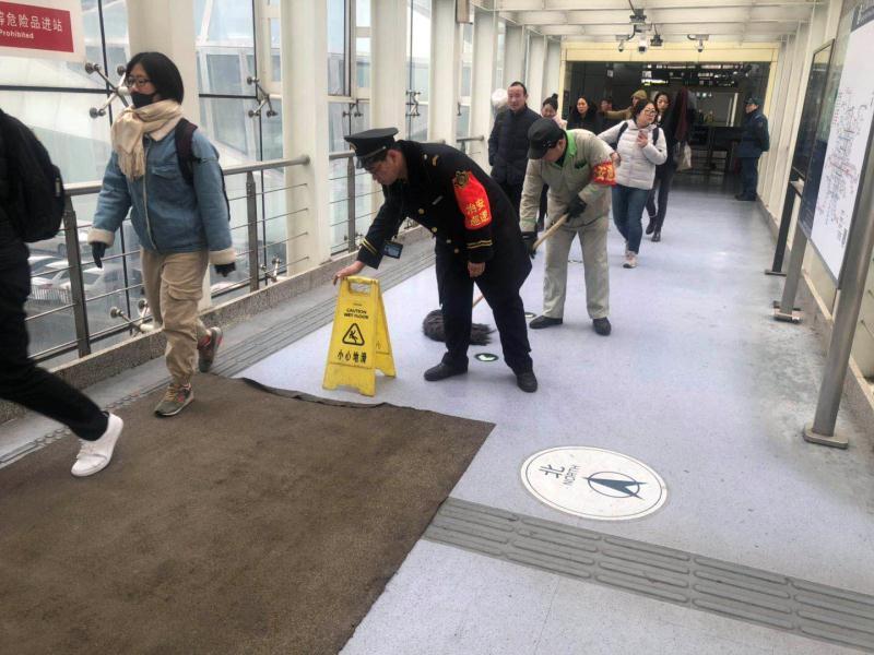 北京地鐵公司供圖