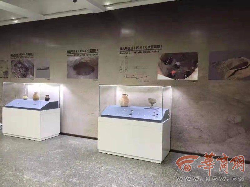 """""""月氏与康居的考古发现""""开展 展示中乌联合考古成果"""