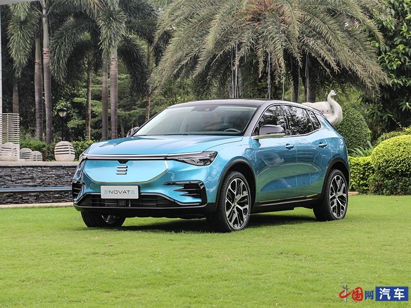天际汽车将携全新概念车及ME7亮相上海车展