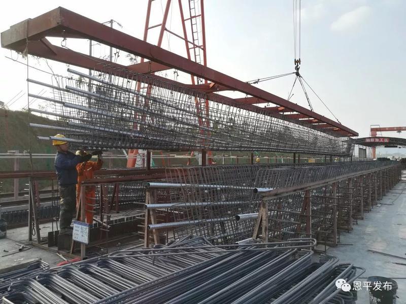 【祝福送祖国】恩平建筑工人:不怕苦不怕累,只为建设更美的中国!