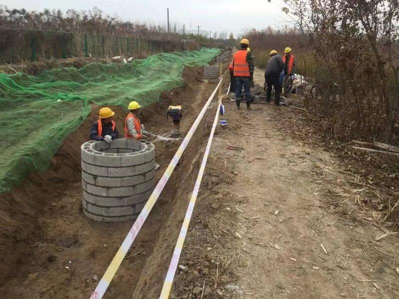 顺义牛栏山10个村明年完成农村污水治理