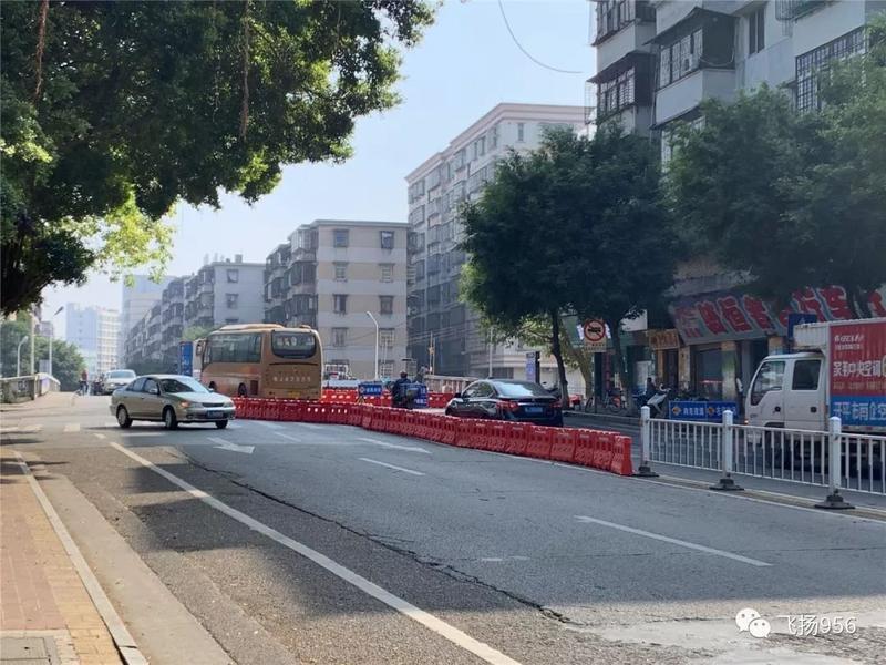 开平市区这座桥梁今日起施工,实施交通管制!