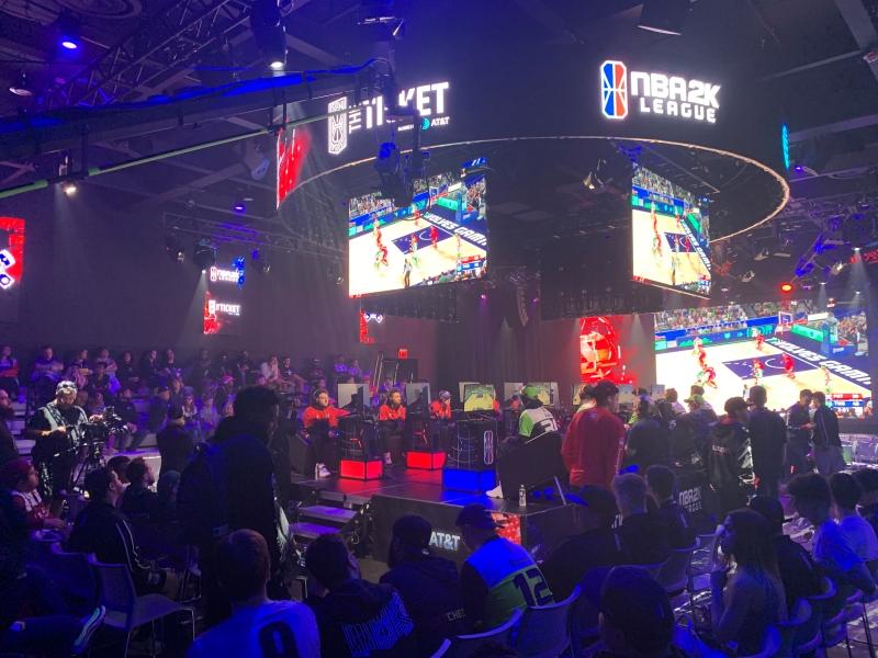 NBA 2K联赛宣布扩张新举措,将首次在欧洲举办预选赛