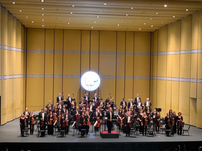 在《我和我的祖国》乐声中,第21届上海国际艺术节圆满落幕
