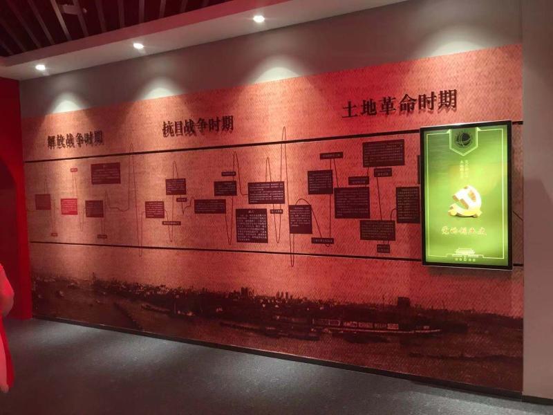 上海首个企业红色教育实践基地在这家央企设立,这些亮点不容错过-《国资报告》杂志