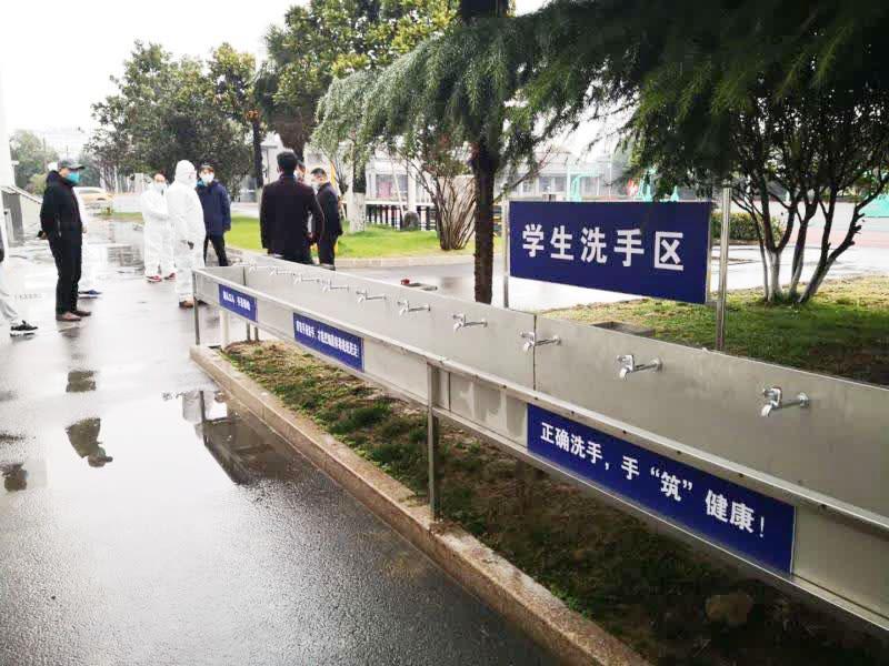 扬州高三初三逐校验收 住宿生每天要晨午晚检